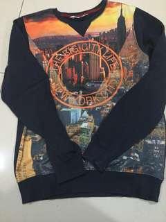 Hnm crewneck/sweater termurahhh size s nego
