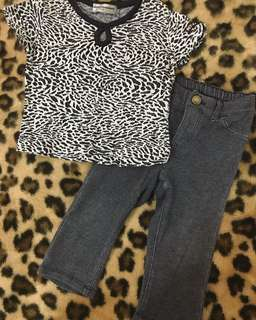 Shirts / Gap Legging