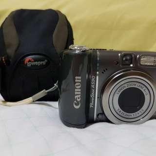 Canon Camera Powershot A590
