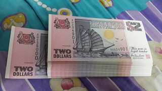 $2 (100runs)