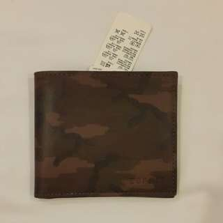 ESPRIT Camouflage Men's Wallet