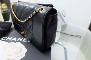 Chanel mademoiselle vintage flap bag