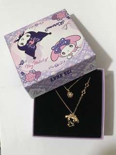 Anna Sue My Melody Necklace