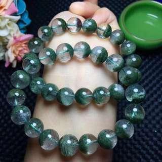 綠幽靈手鍊