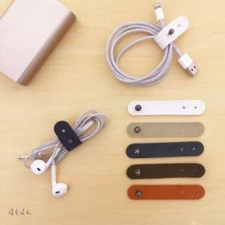 【現貨】文青風格集線器 磨砂質感 耳機收納 捲線器 理線器 保護線材 充電線USB 相機線整理 出國旅行必備 。沒有沒人