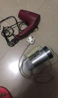 Hair Dryer VS Panasonic風筒