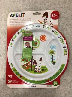 Philips Avent Plate