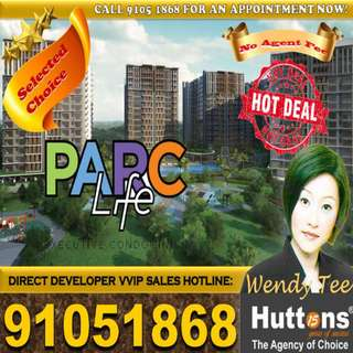 Parc Life EC - TOP Soon! 3bedroom Star BUY
