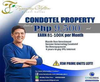 CONDOTEL (PROPERTY INVESTMENT)