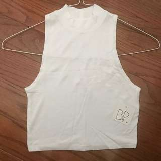 BNWT Sleeveless Crop Top
