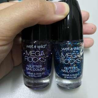 Wet n Wild Glitter Nail Polish