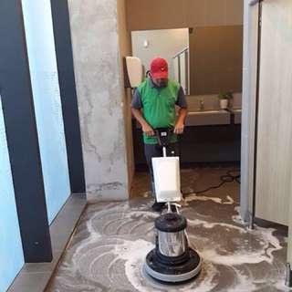 Cleaning Machine Operator