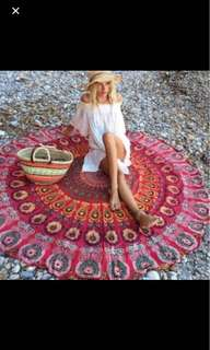 Buy1Take1 Mandala Beach Mat