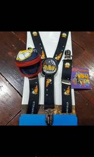 Brand new suspender anak imported korea