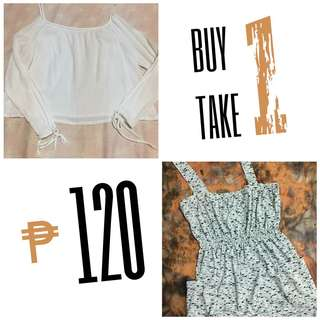 B1G1 summer outfit 1