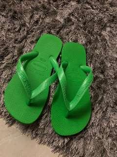 Havaianas green