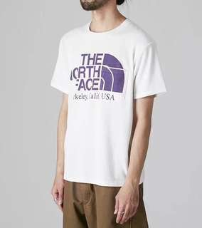 The North Face H/S Logo Pocket Tee