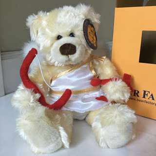 Vintage Cupid Bear from Bear Factory UK