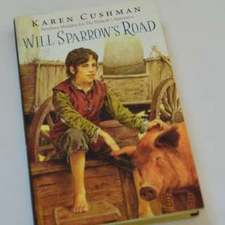 Will Sparrow's Road  by Karen Cushman + delivery fees