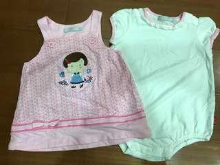 ELLE 6-9M寶寶衣服