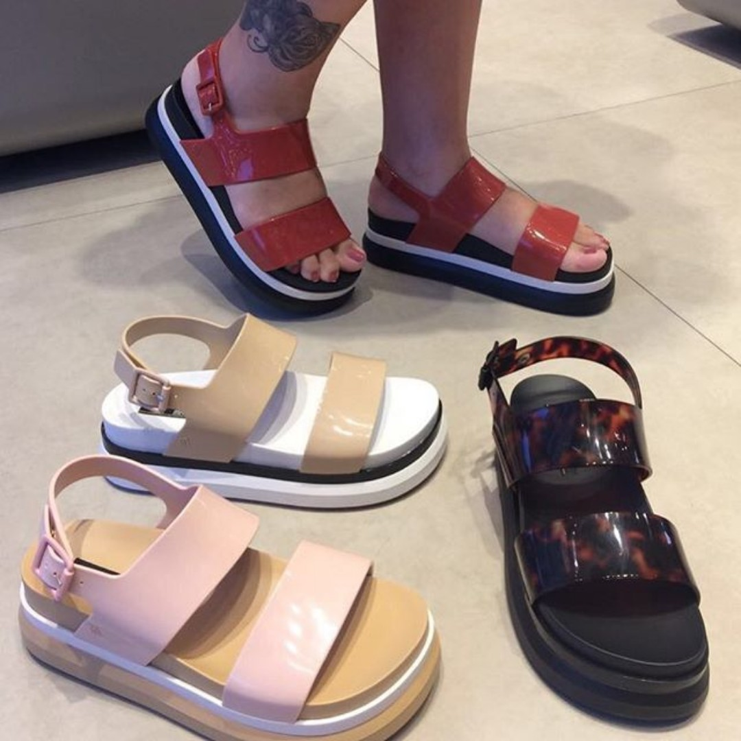 Po New Melissa Cosmic Sandal Ii Free Normal Mail