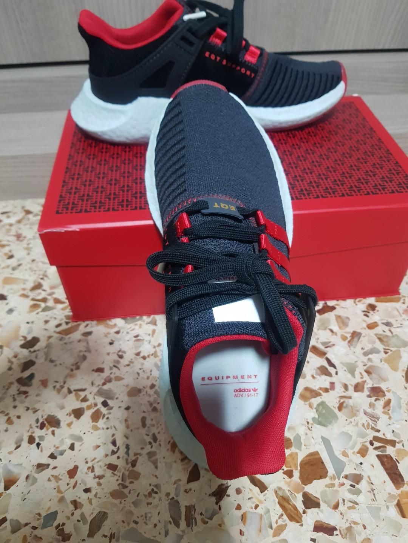 watch b8449 b6326 Adidas EQT Support 9317 Yuanxiao, Mens Fashion, Footwear on