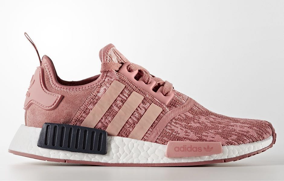 ade5eb03be10c Adidas NMD R1 Runner Raw Pink Trace Pink Women BY9648