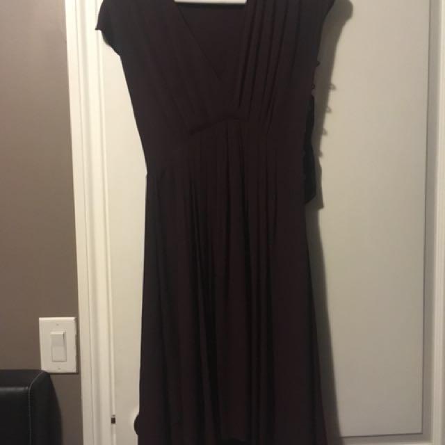 Aritzia - Babaton Silk Dress