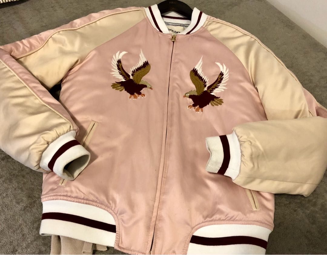 Arizia TNA warm pink bombers /jacket