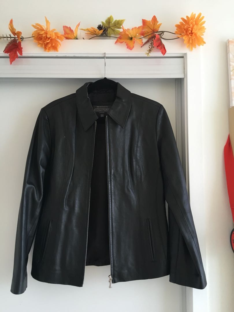 Brand New real leather jacket