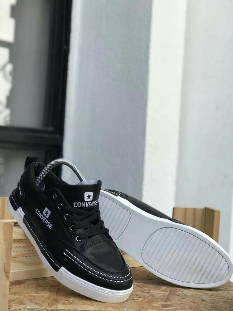 low priced 5cd1d 7ddfb Converse X John Color: Black Size 41-45 Price: RM85.00 SM/ RM90.00 ...