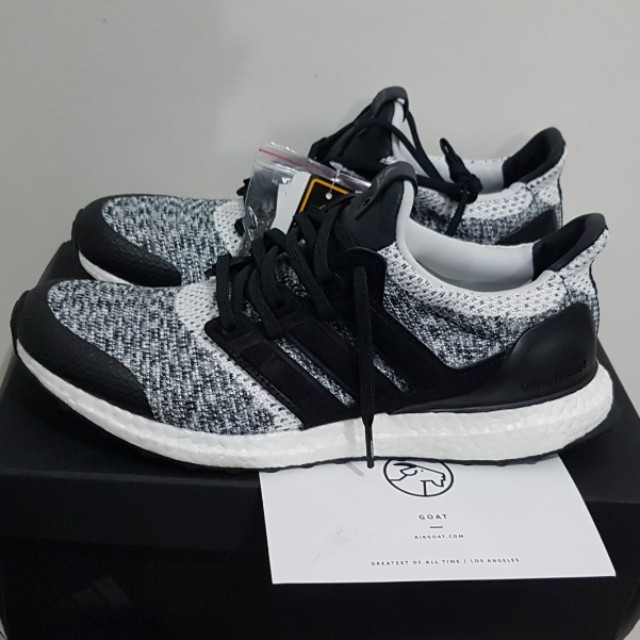 9ba8f6ad83b5 Reserved  Deadstock adidas Ultra Boost SNS x Social Status US9.5 UK9 ...