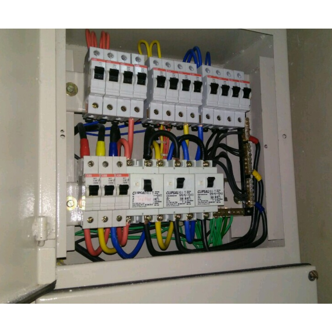 Electrical Service Wiring Services Home Lighting Photo