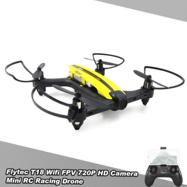 Flytec T18 RC Drone WiFi FPV HD Camera PRICE REDUCED Toys Games Others On Carousell