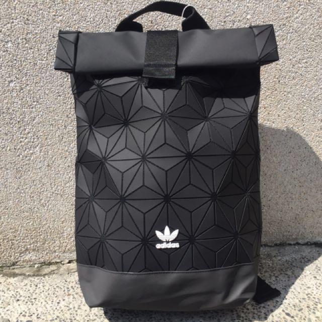 FREE POSTAGE!! Adidas 3D Backpack | BLACK 4PCS LEFT