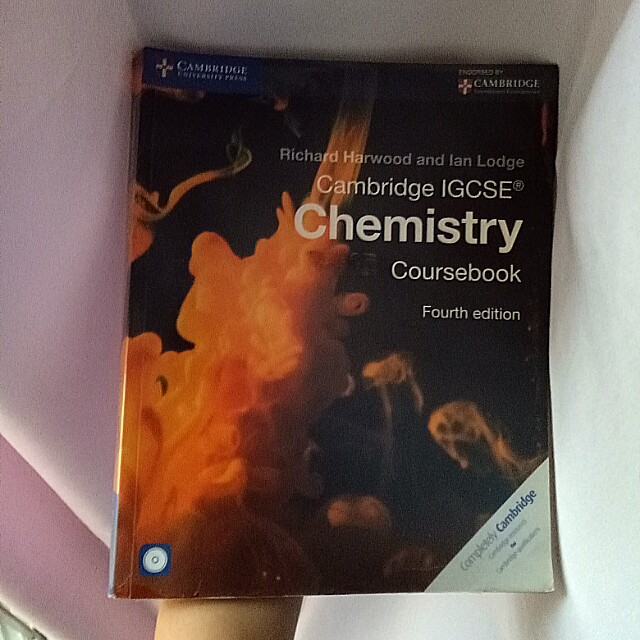 Free workbook igcse chemistry textbooks on carousell free workbook igcse chemistry textbooks on carousell fandeluxe Image collections