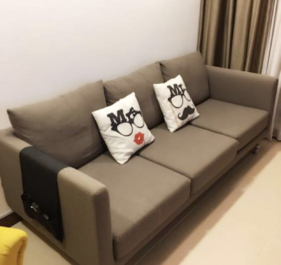 High Quality 3 Seaters Sofa Price Included Delivery Fees