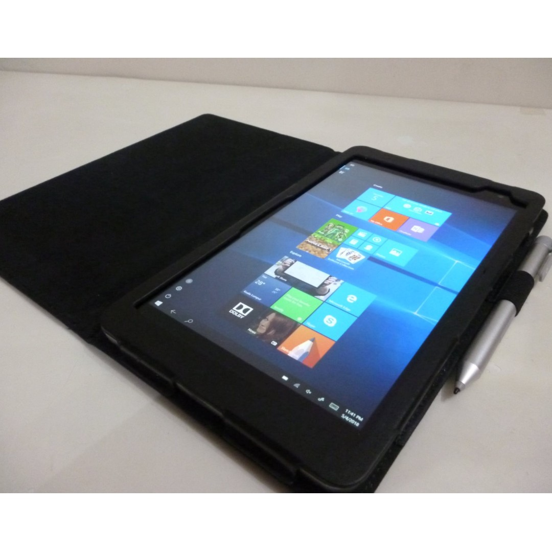 HP Envy 8 Note, 2GB, 32GB, Win 10+Stylus+Cover (Note Taking)