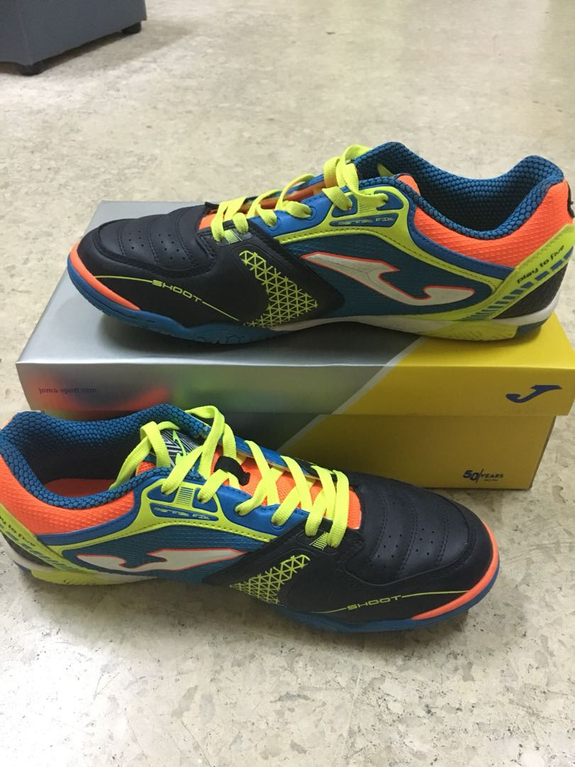 714900a93a9ca ... Joma Futsal shoe Sports Athletic & Sports Clothing on Carousell