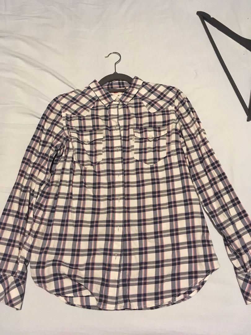 Levi shirt