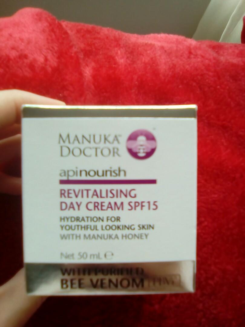 Manuka doctor spf 15 day cream
