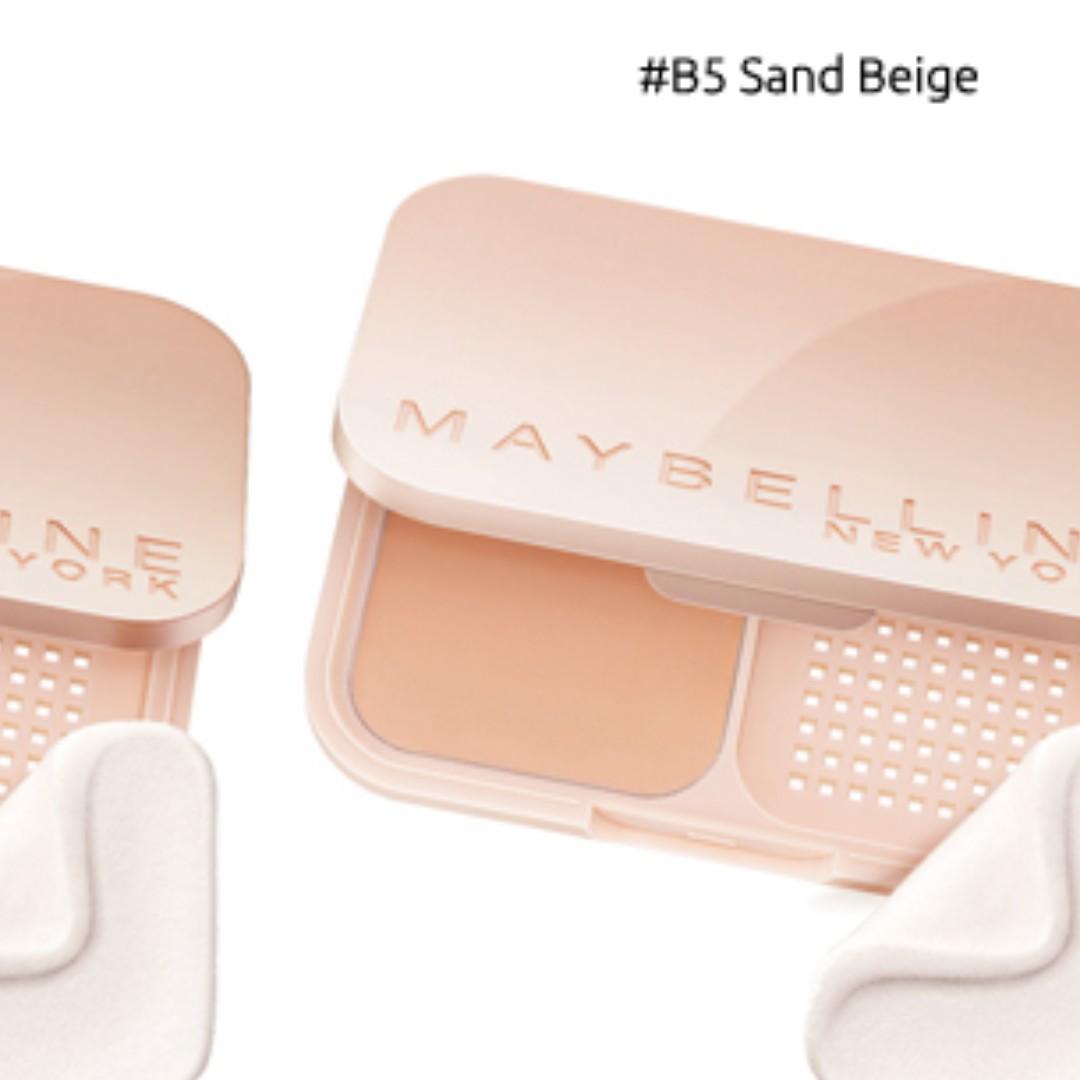 Maybelline Dream Satin Two Way Cake 04 Caramel Daftar Harga 01 Light Skin Code Sand Beige Health