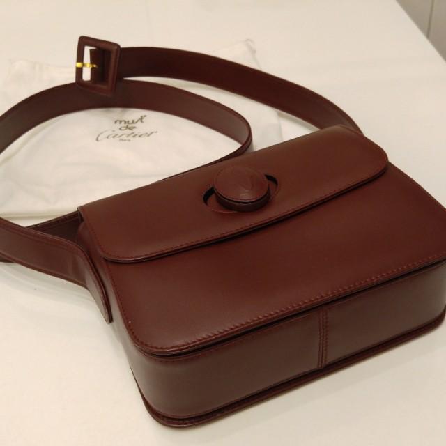 Paris Cartier Bag