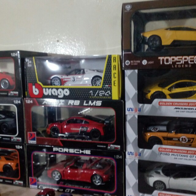 Petron And Unioil Toys Games Toys On Carousell