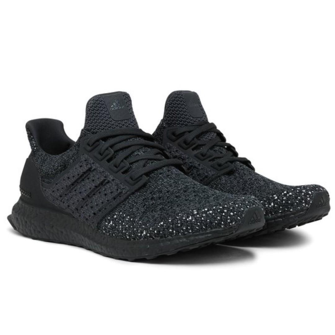 436611955bca4 PO) Adidas Ultra Boost 4.0 Climacool Black   White   Grey