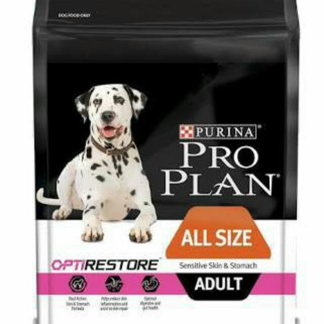 Proplan Optirestore Sensitive Skin And Stomach