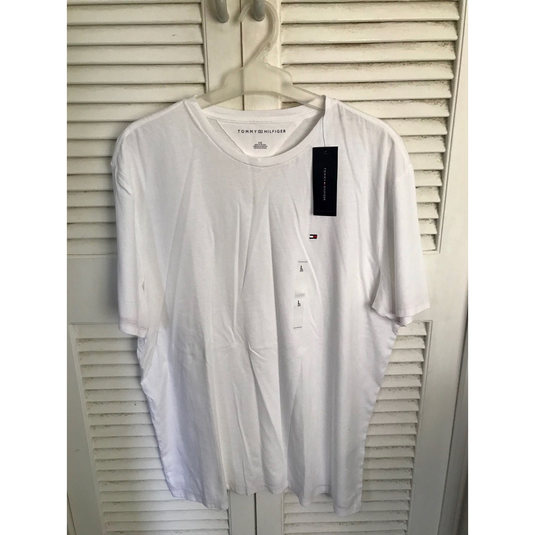 Tommy Hilfiger White T Shirt