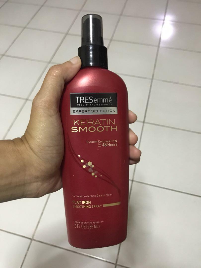 TRESemmé Flat Iron Smoothing Spray