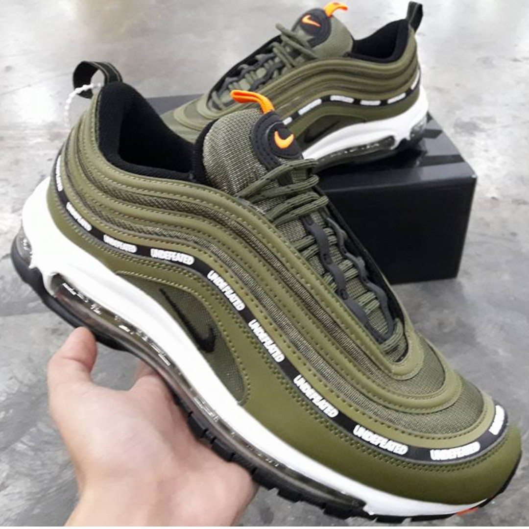 dfdad634a7df UNDEFEATED x Nike Air Max 97