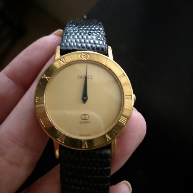 94f3e84d06c Vintage Gucci Watch Repriced!!!